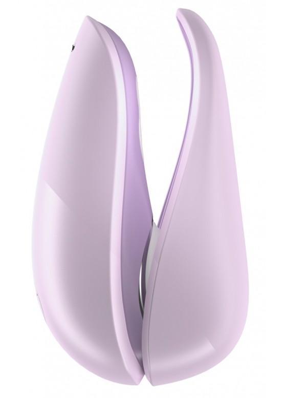 Бесконтактный клиторальный стимулятор Womanizer Liberty Lilac