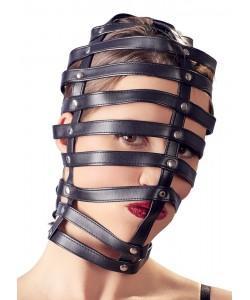 Маска на голову Bad Kitty Head Mask Cage