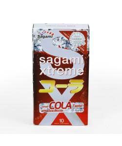 """Презервативы Sagami """"Xtreme Cola"""" 10 шт."""