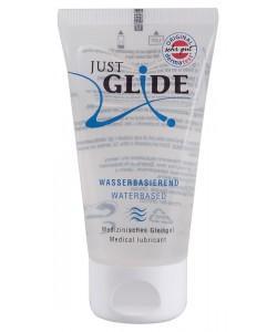 """Лубрикант на водной основе """"Just Glide"""", 50 мл"""