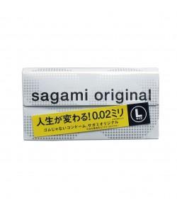 Самые тонкие презервативы Sagami №1 Original 002 L-Size