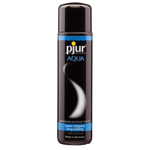 Увлажняющий лубрикант Pjur Aqua 100 мл