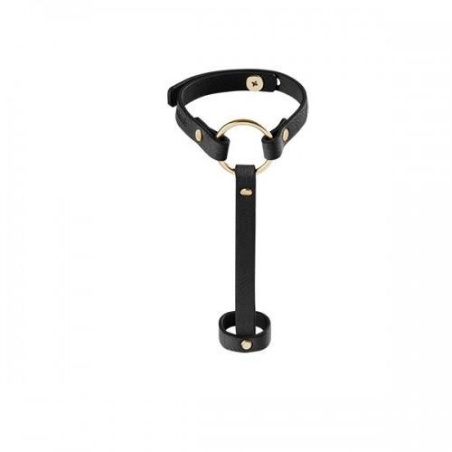 Bijoux Наручники MAZE- Hand Braslet Harness черные 240