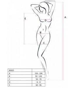 ПЛАТЬЕ С РУКАВОМ КОКЕТКА БЕЛОЕ (PASSION), размер S/XXL, арт. 03715