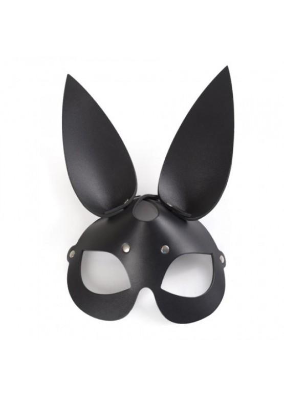Маска кролика Sitabella черная 3186-1