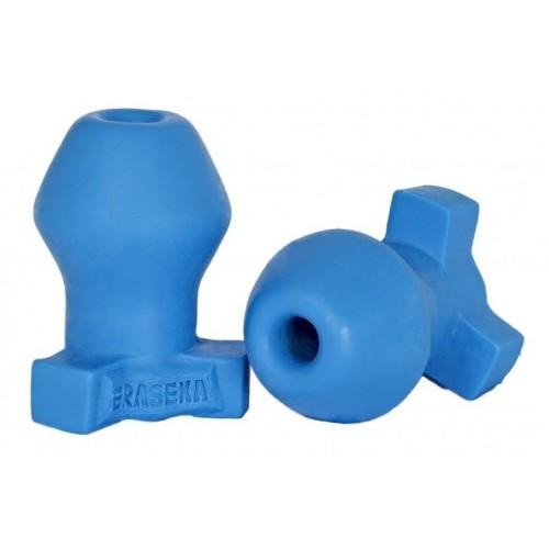 Большой голубой анальный тоннель - 10,5 см. (Erasexa zoo34)