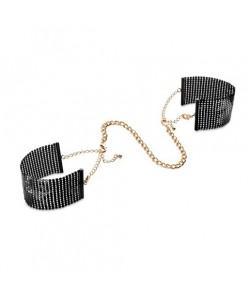 Bijoux Наручники металлические черные