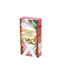 "Презервативы Sagami ""Xtreme Strawberry"" 10 шт."