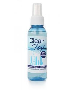 """Антибактериальный очищающий спрей """"Clear Toy"""" 100 мл"""