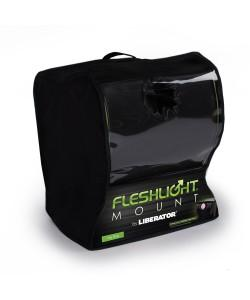 Liberator Retail Fleshlight Top Dog Подушка мастурбаторов Fleshlight, черная кожа