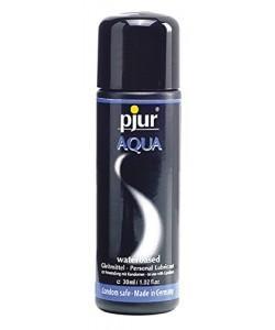 "Увлажняющий лубрикант ""Pjur@Aqua"", 30 мл"