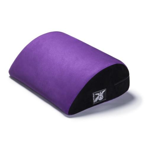 Liberator Retail Jaz Motion Подушка для любви малая, фиолетовая замша