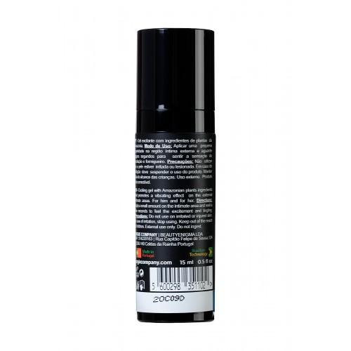 Гель для массажа ORGIE Sexy Vibe Liquid Vibrator с эффектом вибрации, 15 мл («жидкий вибратор»)