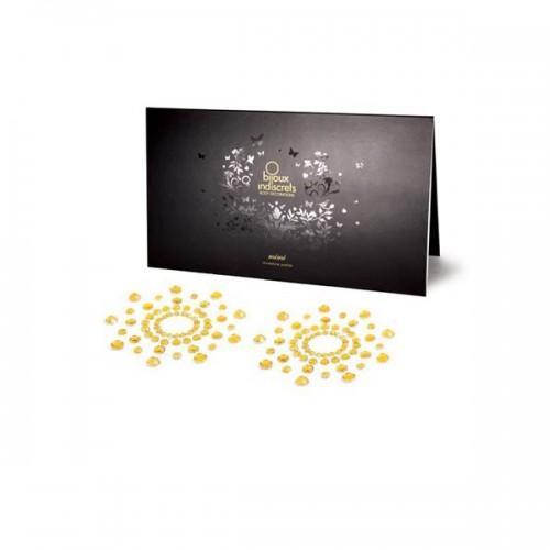 Bijoux Украшение на грудь MIMI золотое