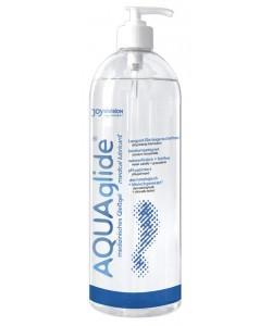 """Лубрикант на водной основе """"AquaGlide"""", 1000 мл"""