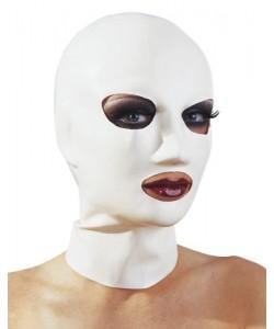 """Латексная маска """"LATE X"""" White"""