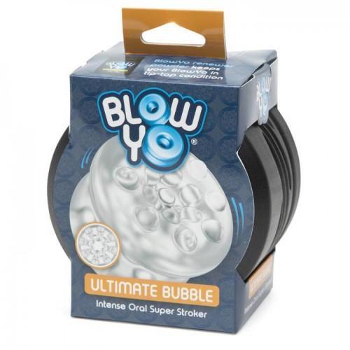 Имитатор минета BlowYo Ultimate Bubble