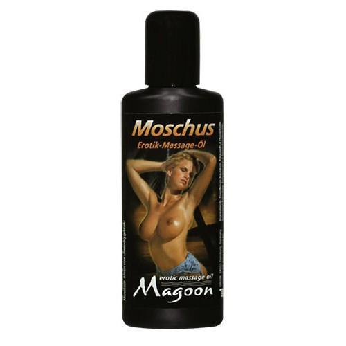 "Массажное масло Magoon ""Muskus"", 50 мл"