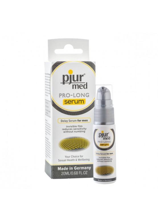 Концентрированная пролонгирующая сыворотка Pjur@Med Pro-Long Serum, 20 мл