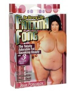 """Кукла-толстушка You2Toys """"Fatima Fong"""""""