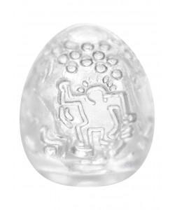 Мастурбатор Tenga X Keith Haring Egg Dance