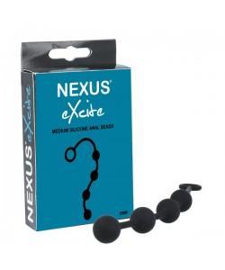 Анальные шарики Nexus Excite Medium