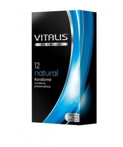 VITALIS №12 Natural Презервативы классические
