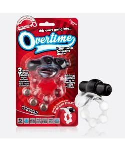Виброкольцо Screaming O Overtime OT-110