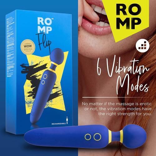 Wand-вибромассажер Romp Flip