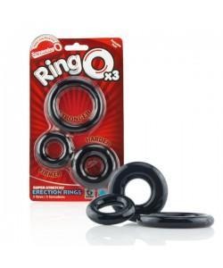 Набор эрекционных колец Screaming O RNGO-3P-110