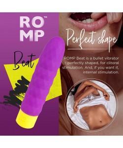 Компактный вибратор Romp Beat
