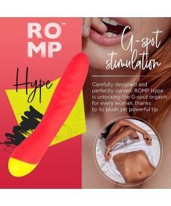 Вибратор для точки G Romp Hype