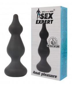 """Анальная пробка SexExpert """"Anal Pleasure 2"""" SEM-55048"""