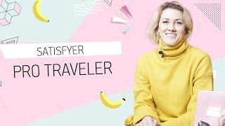 Бесконтактный стимулятор клитора Satisfyer Pro Traveler