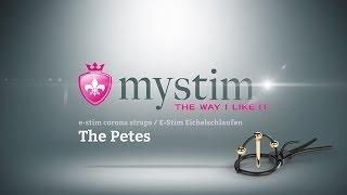 Mystim - The Petes e-stim corona straps