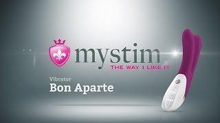 """Двойной вибратор Mystim """"Bon Aparte"""""""