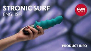 STRONIC SURF by FUN FACTORY - english
