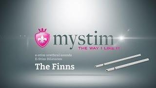 "Электростимулятор для уретры Mystim ""Slim Finn"""