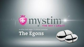 Mystim - Egg-cellent Egons e-stim lust eggs