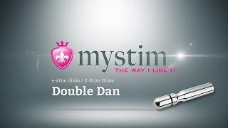 """Фаллоимитатор анально-вагинальный Mystim """"Double Dan"""""""