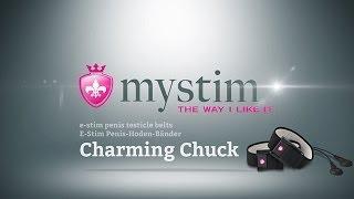 """Регулируемые кольца для пениса и мошонки Mystim """"Charming Chuck"""""""