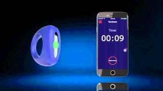 Набор Magic Motion Виброкольцо Dante и клиторальный вибратор Candy Smart 861131